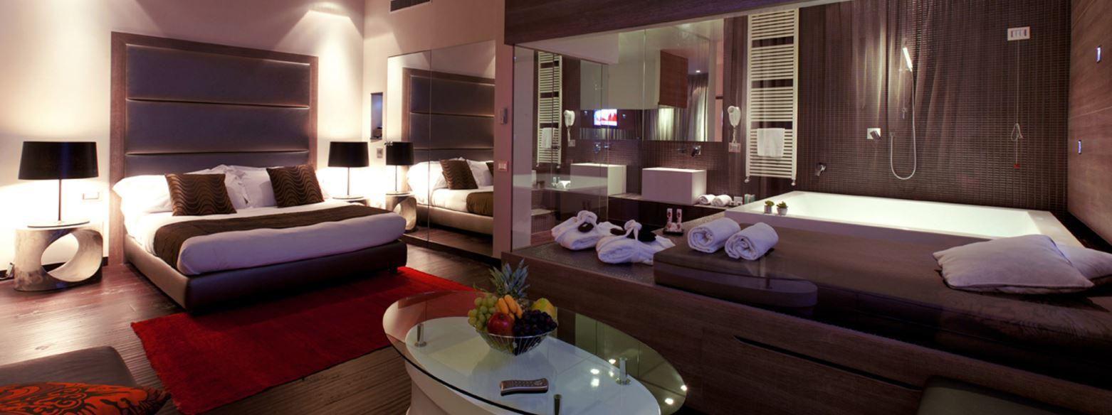 motel peralba suite a tema milano