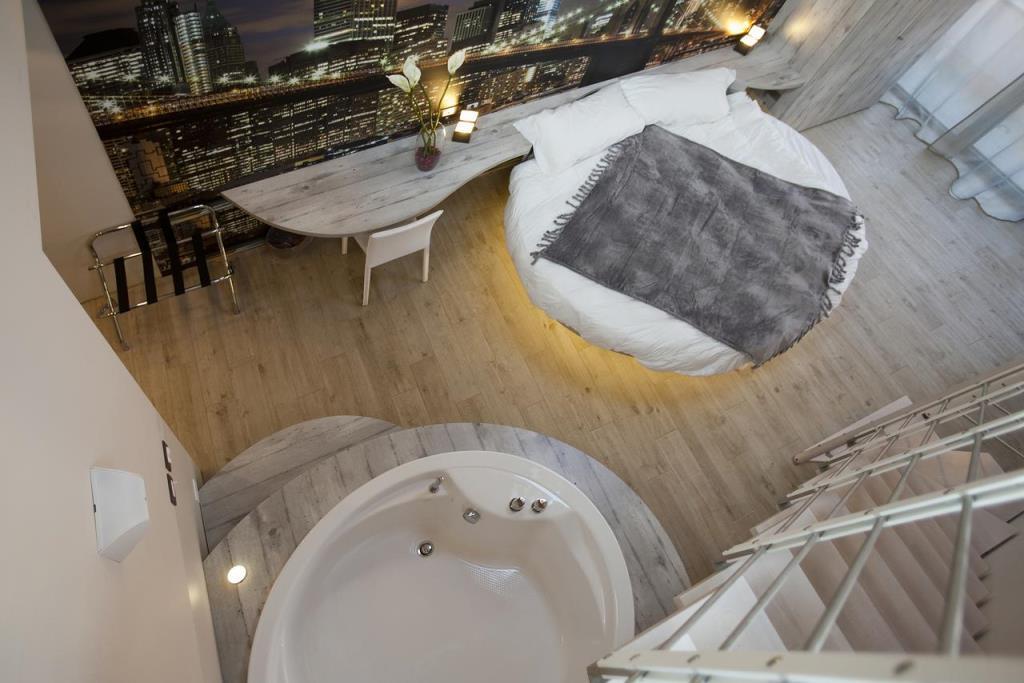 seven rooms milano suite a tema