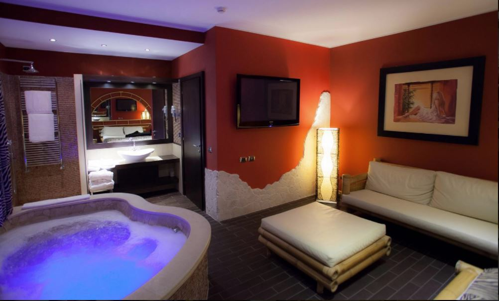 suite a tema hotel silver milano
