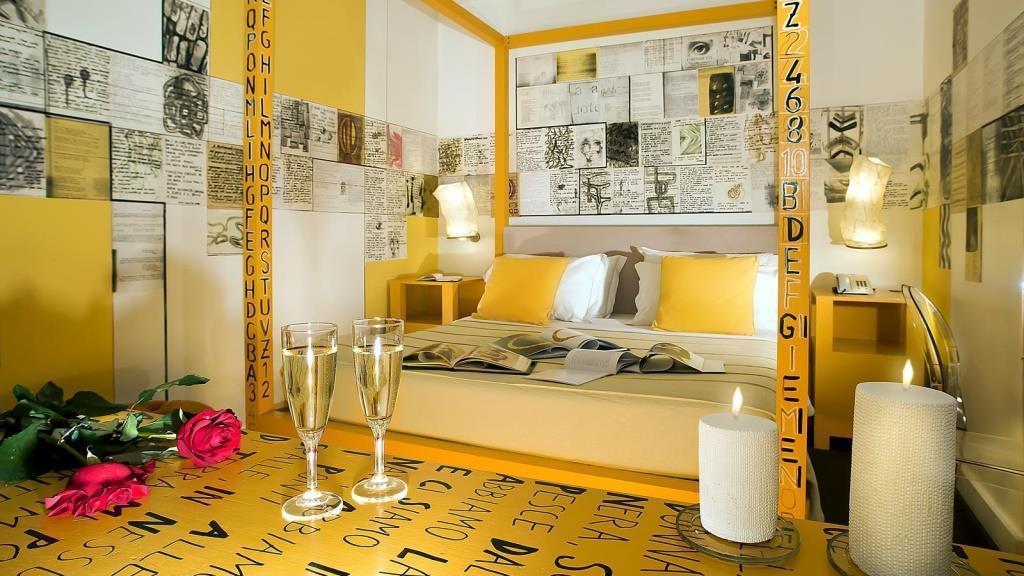 suite a tema roma stanze