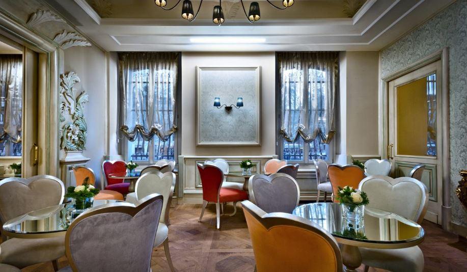 hotel romantici milano