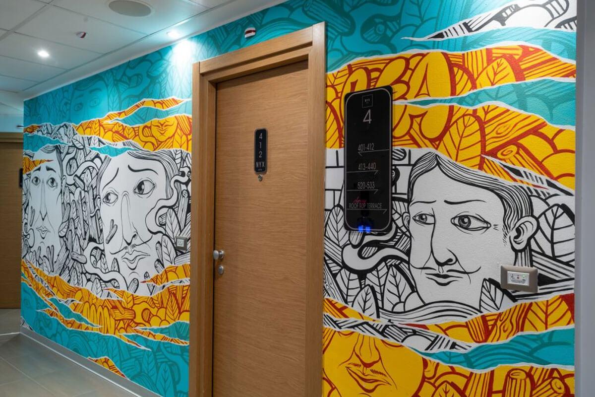 art hotel a tema