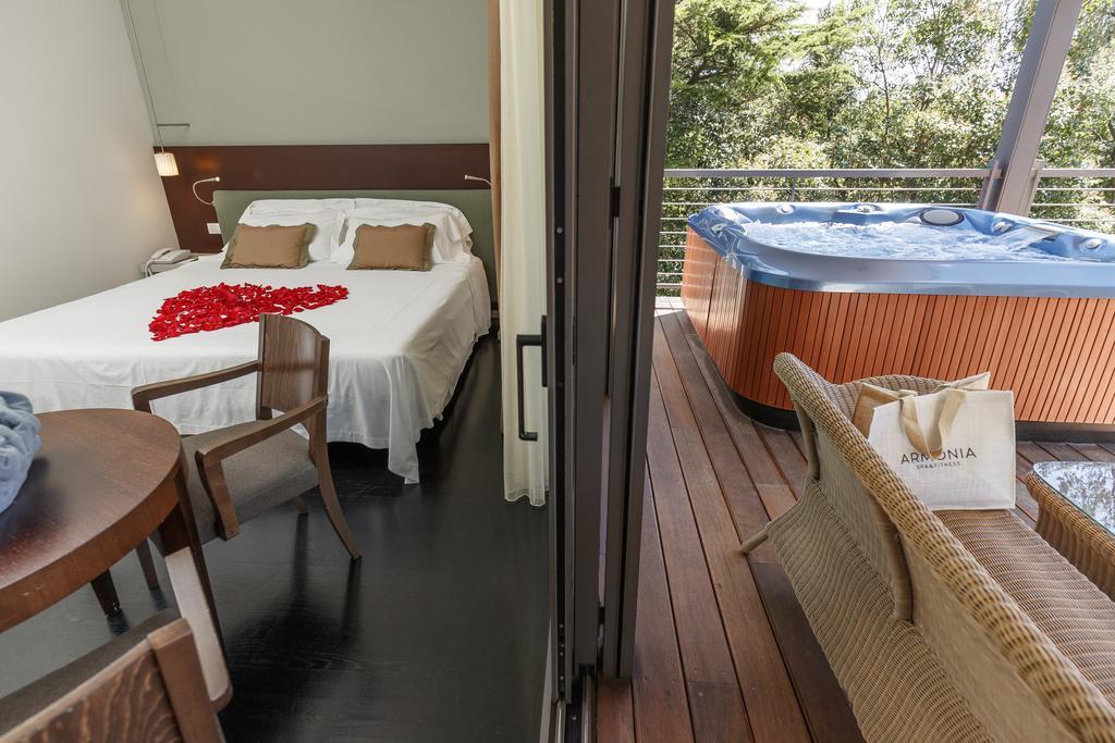 hotel con jacuzzi lago di garda