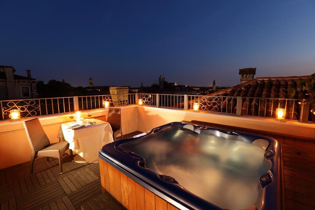 hotel con vasca idromassaggioi in camera in veneto