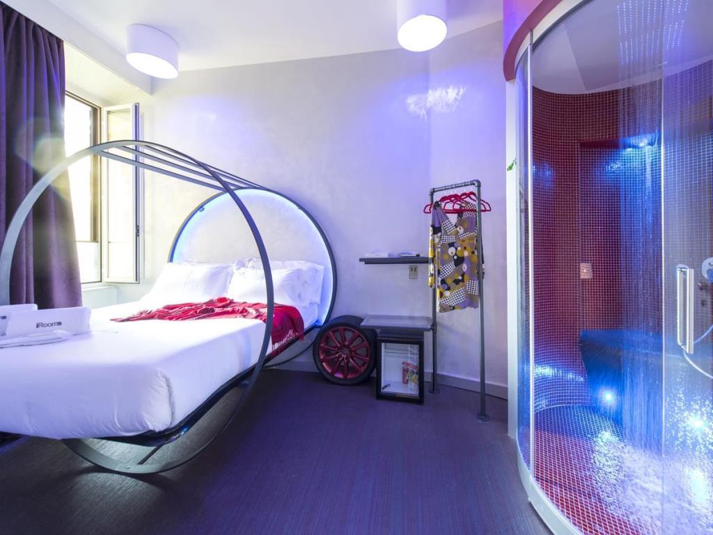 hotel motel romantici roma
