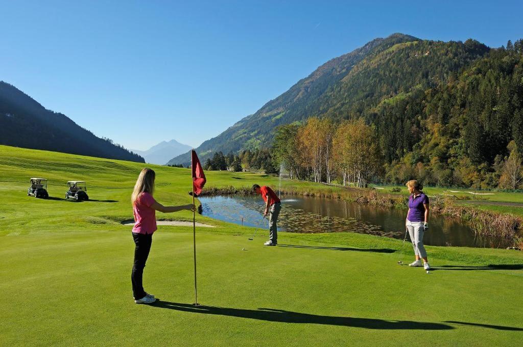 golf hotel italia