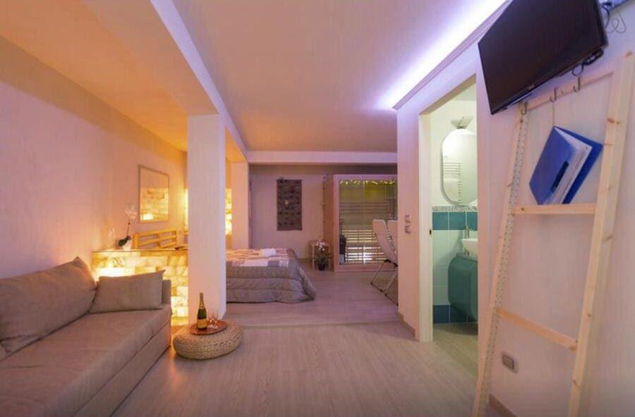 spa privata in camera