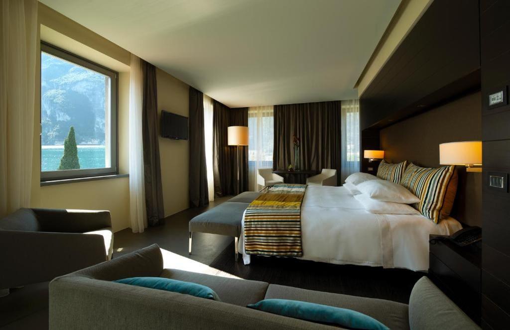 hotel 5 stelle lago di garda lusso