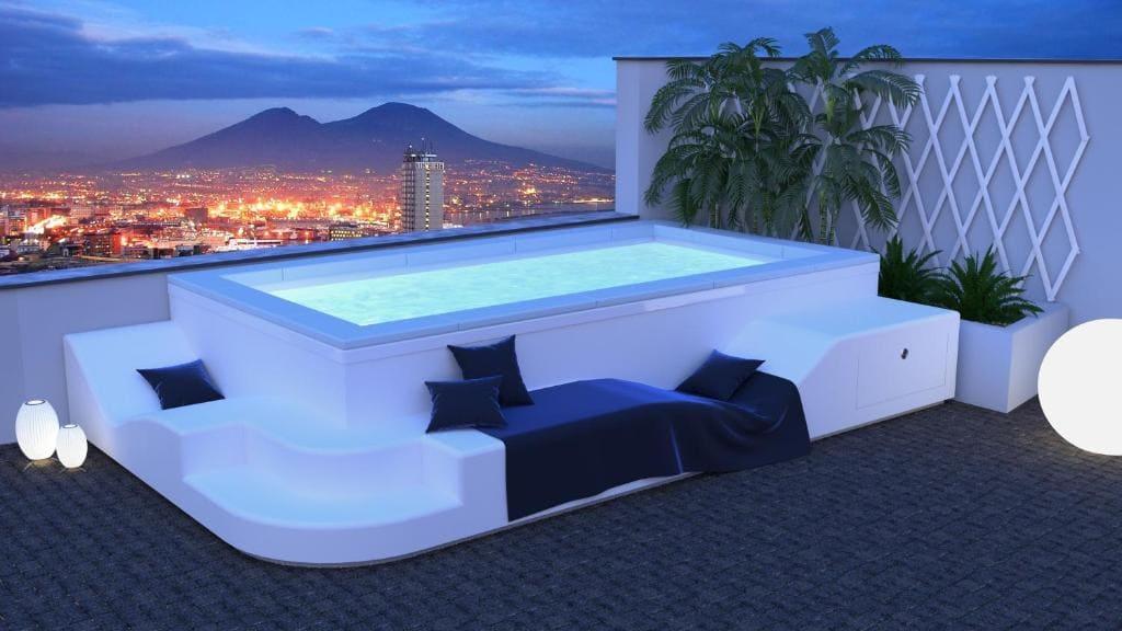 hotel con spa a napoli
